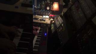 Jordan Barnett - Adele piano cover