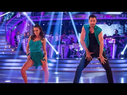 Georgia May Foote & Giovanni Pernice Salsa to 'You Make Me Feel' - Strictly Come Dancing: 2015