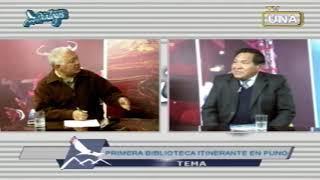 """IDECA TV (Diálogos 69): """"Puno en sus 350 años"""""""