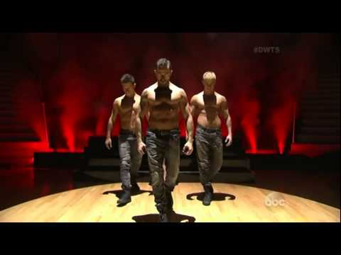 DWTS S18 Week 4  Derek Hough Macy's stars of dance  SwitchUp Night  Part 410
