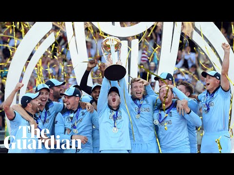 England beat New Zealand to win first World Cup in Lord&39;s epic