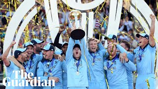 England beat New Zealand to win first World Cup in Lord's epic
