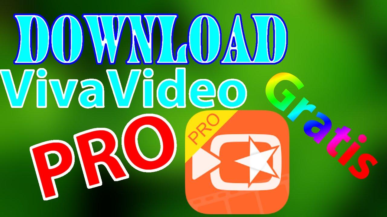 cara download vivavideo pro gratis