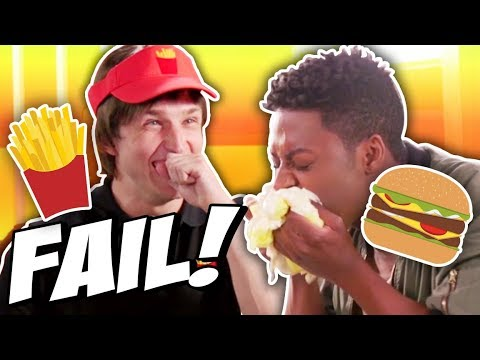 MCDONALD'S FAILS (Gag Reel)