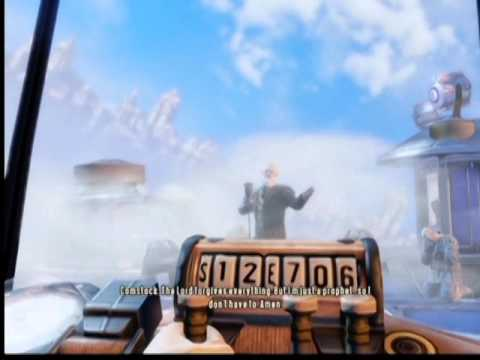 Date Night Bioshock Infinite - Part 6 Sky's Above Columbia