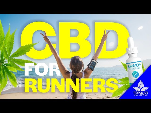 CBD for Runners | Benefits Explained [2019]