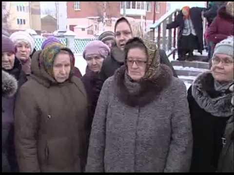 Норд ТВ о стоянии в Новодвинске