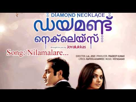 Nilamalare -  Diamond Necklace