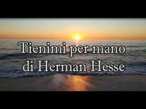 Tienimi per mano di Herman Hesse