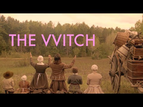 The Witch as a Wes Anderson Movie - Trailer Mix