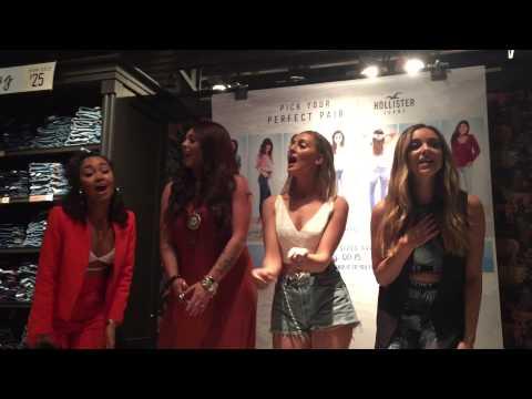 Little Mix - Black Magic (Hollister Event) Las Vegas