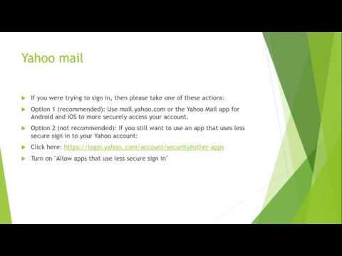 Samsung email fail