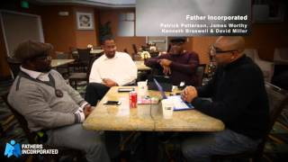 Four Men on Fatherhood - Working with Incarcerated Juveniles