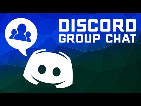 💬 How To Create & Control Discord Group Chats - Tutorial