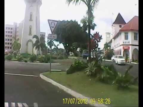 Beach Road (Apia, SAMOA).