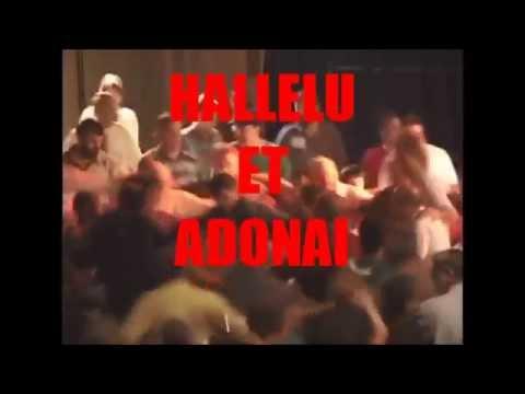 Hallelu Et Adonai Ted Pearce with lyrics