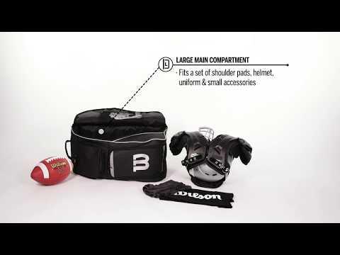 Tackle Football Player Equipment Bag