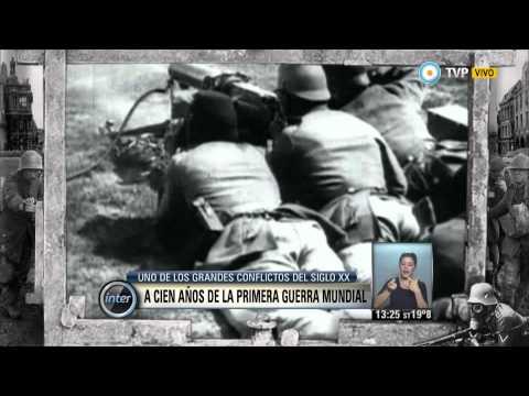 V7inter - A cien años de la Primera Guerra Mundial