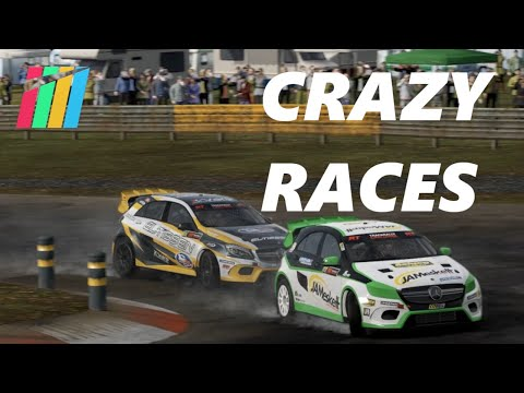Racing against Spurs in Project Cars 2 (INSANE ACTION) |