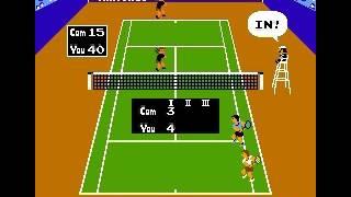 Tennis Japan, USA 双人 5级 2周目