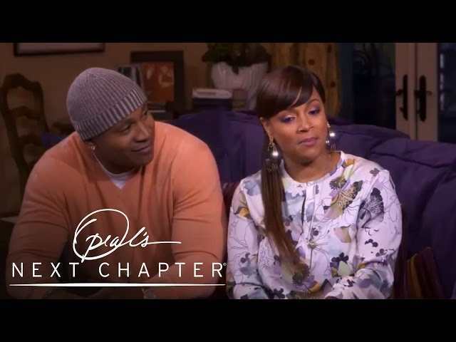 """Why LL Cool J\'s Wife Dislikes the Song \""""Doin\' It\""""   Oprah\'s Next Chapter   Oprah Winfrey Network"""