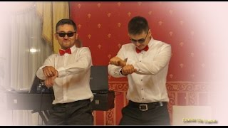 Танец на свадьбе Абдилвахида и  Ширин