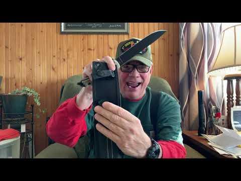 ONTARIO RAT 7 KNIFE REVIEW 552