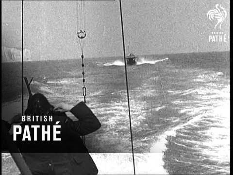RAF Rescue Boats (1941)