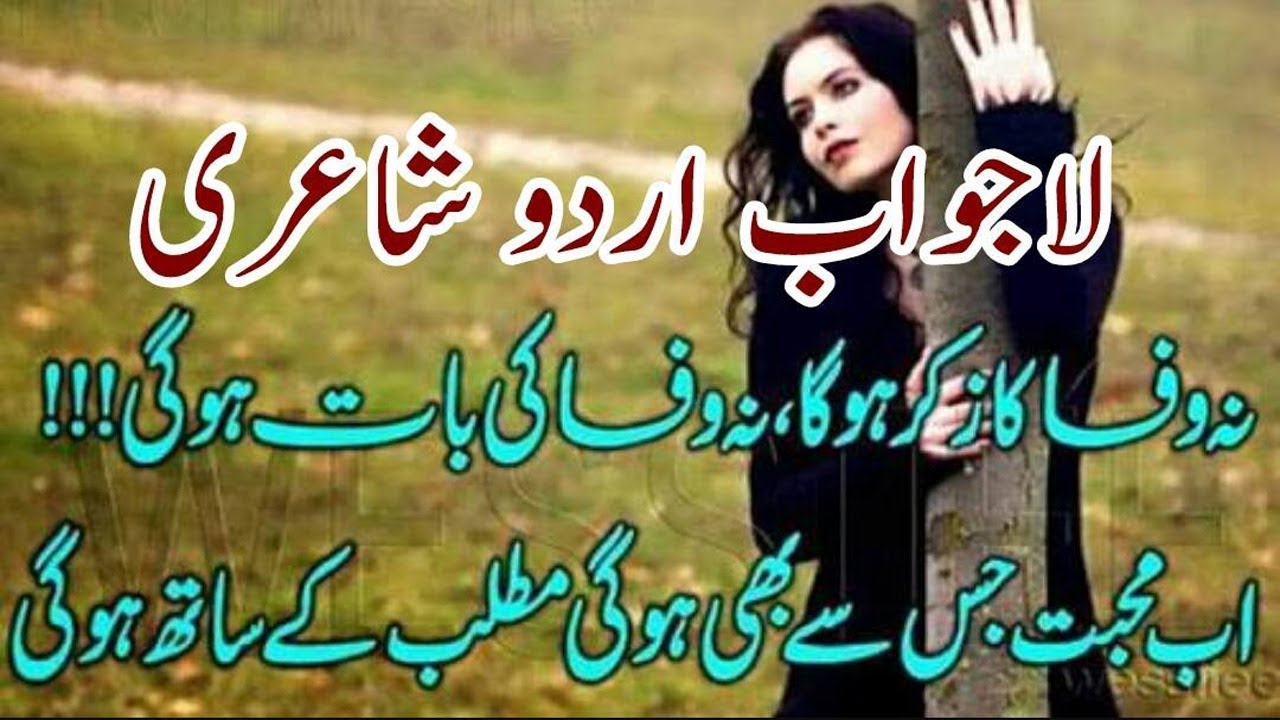 Best urdu shayari images