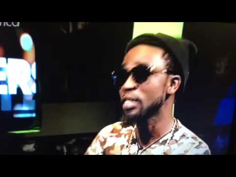 Bisa Kdei interview on 'Live At Battersea' Repost @ Vox Afr