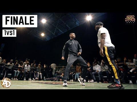 Precy vs. Joel - Finale (1vs1) | Afro Dance Battle Paris 2019