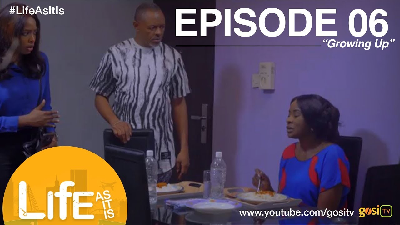 Download Life As It Is S1E6 - Growing Up