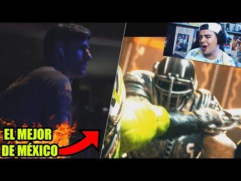 Reaccionando al MEJOR jugador de MÉXICO Y LATAM de GEARS OF WAR 4!! (COMPETITIVO)