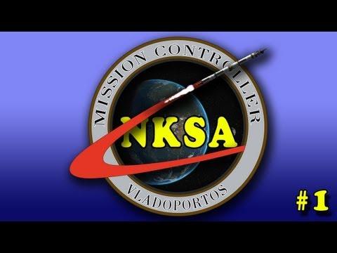 Kerbal Space Program |  Mission Controller: Sputnik 1 [CZ/SK]