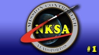 Kerbal Space Program |  Mission Controller: Sputnik 1 [CZ/SK]
