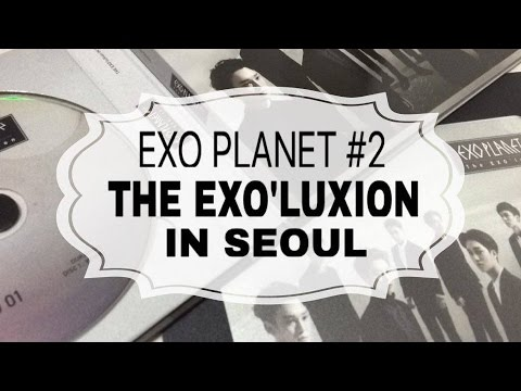 PT BR DVD THE EXOLUXION IN SEOUL
