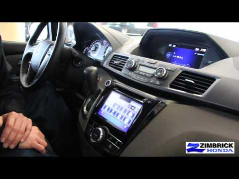 2014 Honda Odyssey - Zimbrick Honda In Madison WI
