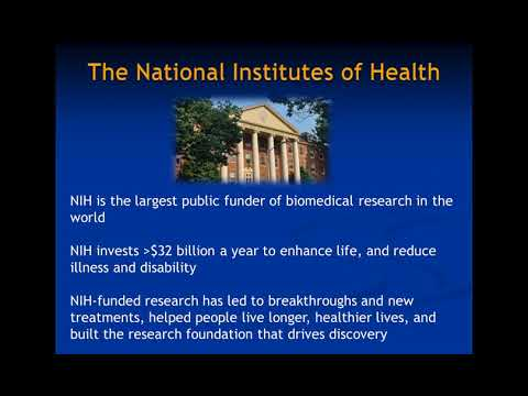 Writing The NIH Research (R01) Grant: Strategies For Success
