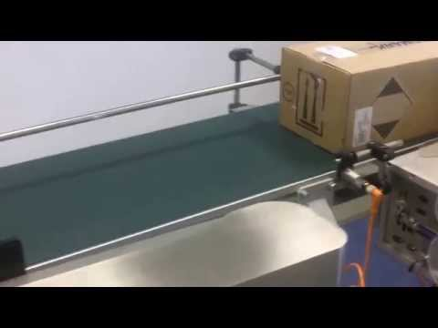 Moderato - A real time automatic Print & Apply machine