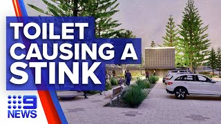 Cottesloe toilet block causing major controversy I 9News Perth