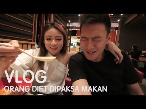 Squishy Di Bangkok : TVLOG #5: WISATA KULINER! Athena Thalia Doovi