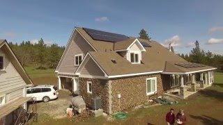 8kW Solar Home in Goldendale