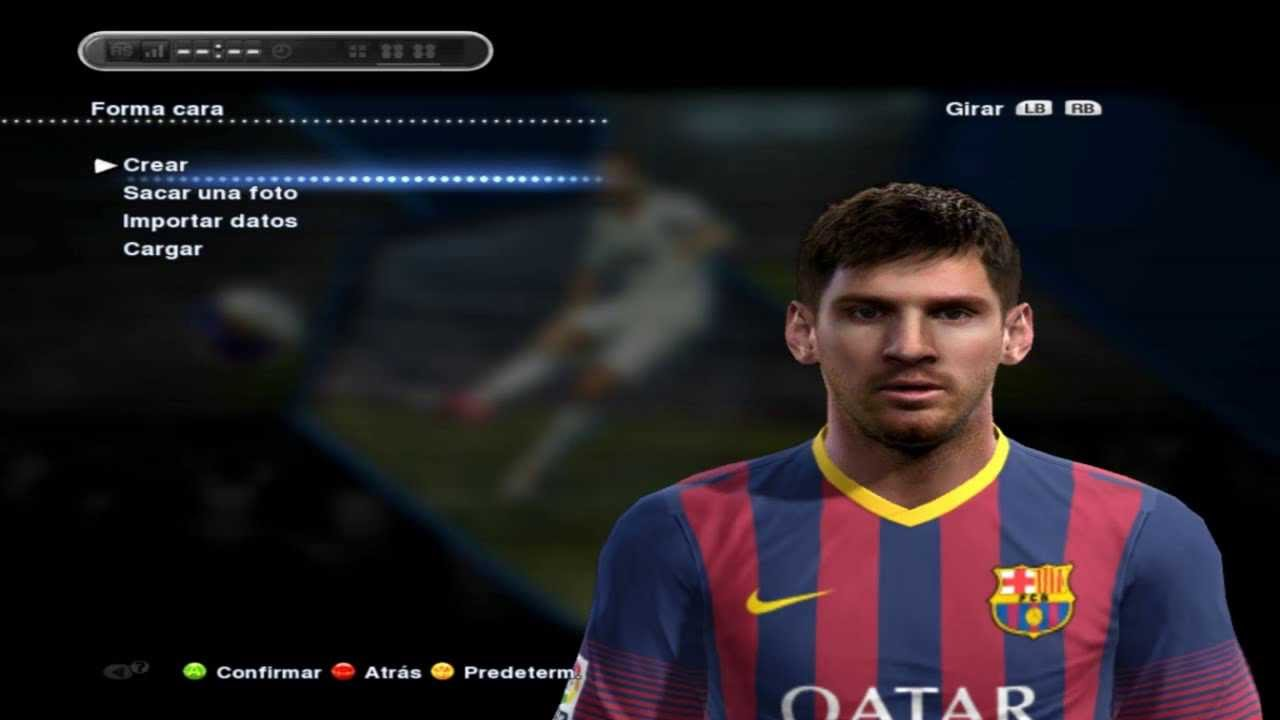 PES 2013 / NEW FACE Y ...