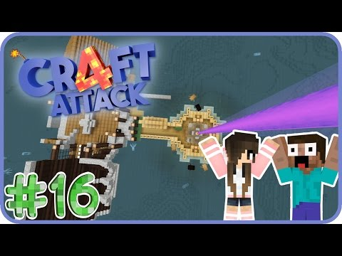 CHAOSFOLGE - CraftAttack 4 #16 mit Ive