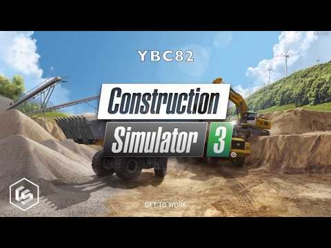 Construction Simulator 3 - #1 New Game - New Projects - Get
