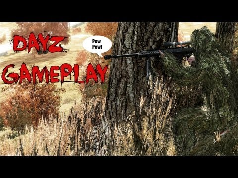 DayZ Gameplay: Surviving with ViperSniper : Episode 8 : Hackers and Laughs