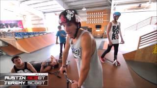 Team Razor USA - Game of S C O O T -  Austin Kuentz vs Jeremy Malott