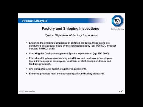 Consumer Products - Managing Risk