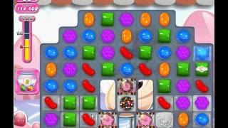 Candy Crush Saga - Level 1493 (3 star, No boosters)