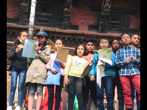 Babylon National SchoolThe cultural significance of bagmati river,an ISA Project.